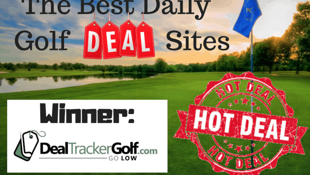 golf daily deal ranking sites