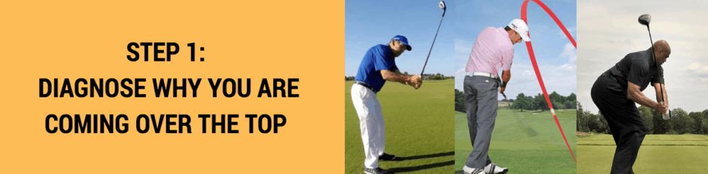 huge divots golf club stuck