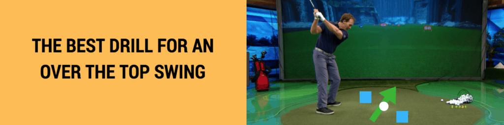 best golf drill downswing