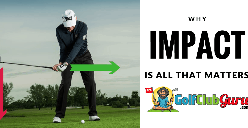 impact position golf swing