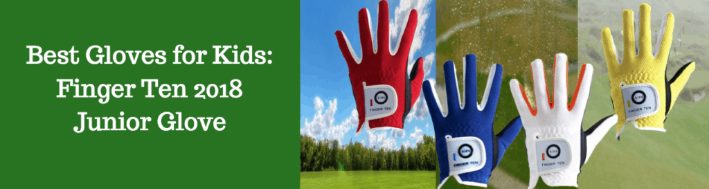 best golf glove for kids