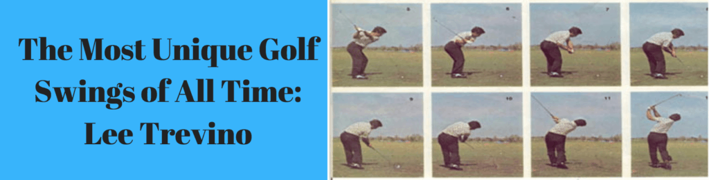 The Most Unique Golf Swings of All Time | Golf Club Guru