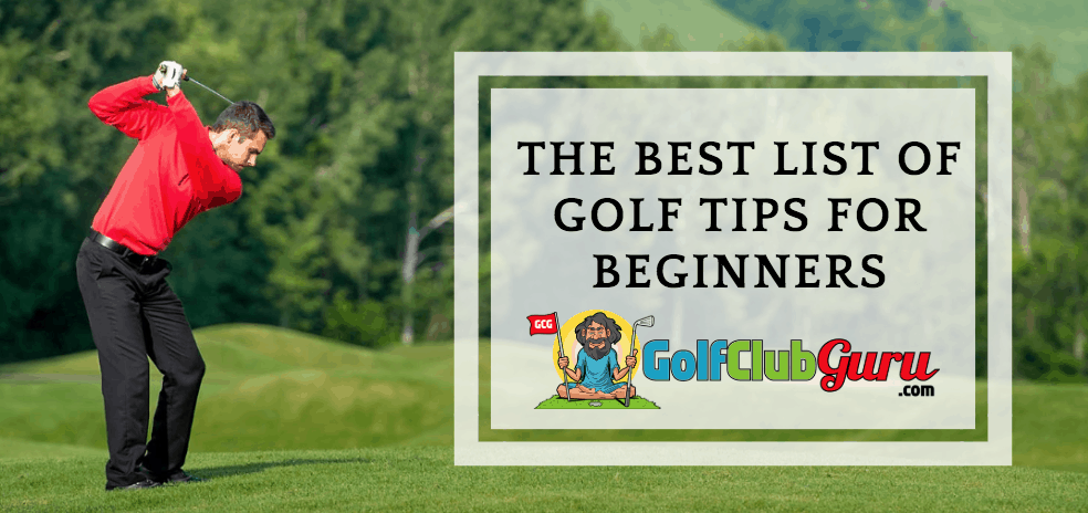 Best Golf Tips for Beginners