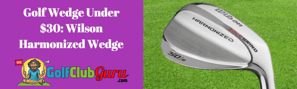 wedge under 50