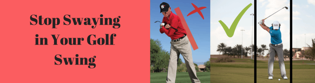 no more swaying golf fix