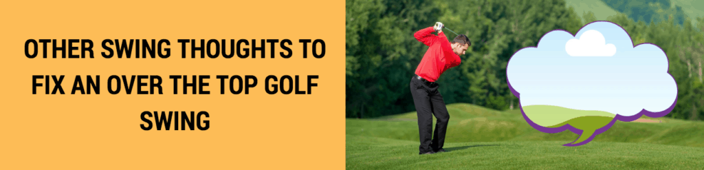 best golf swing thoughts