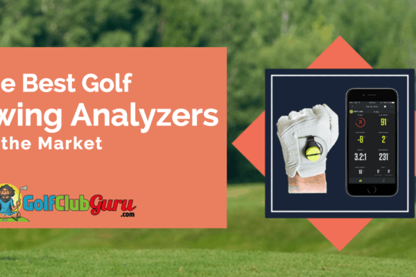 golf analysis tool gadget