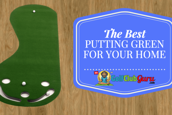 best putting green mat home