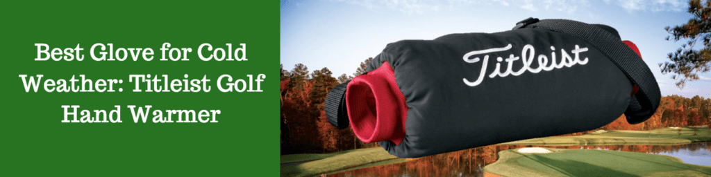 hand warmer golf cold glove