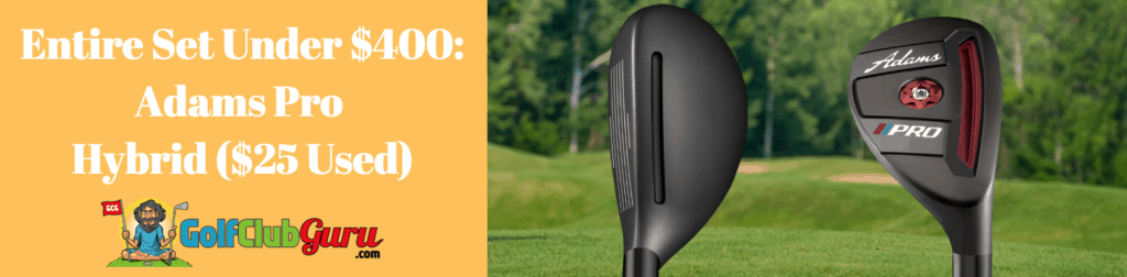 adams pro hybrid review