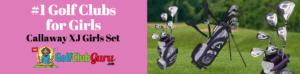 junior golf clubs girls