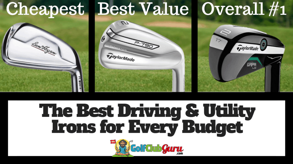 best driving iron utility club