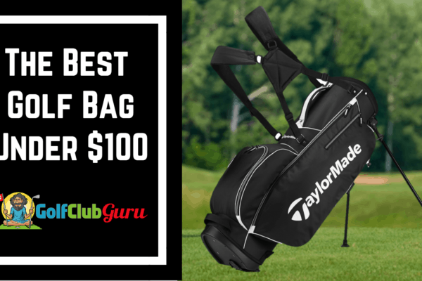 best golf bag under $100
