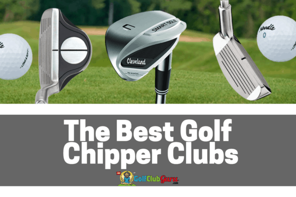 best golf chipper club wedge