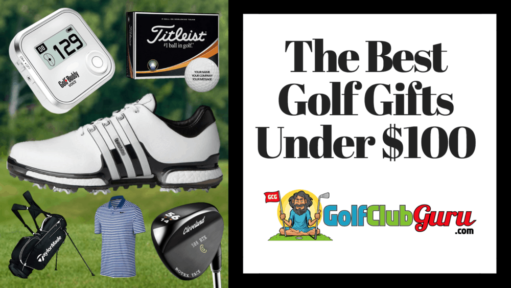 best golf gifts under $100