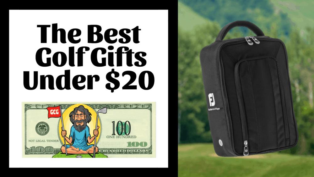 best golf gifts golfers under 20