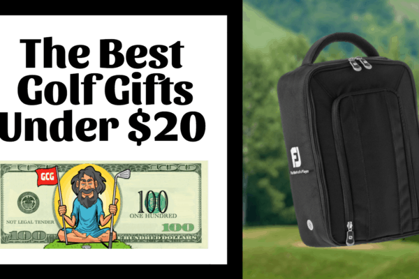 best golf gifts golfers under 20