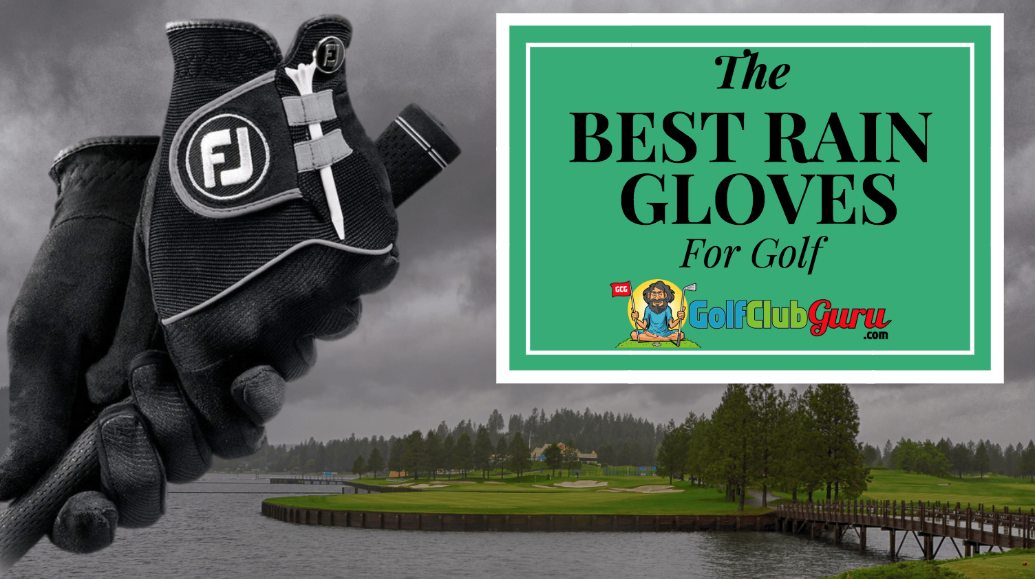 the best golf rain gloves