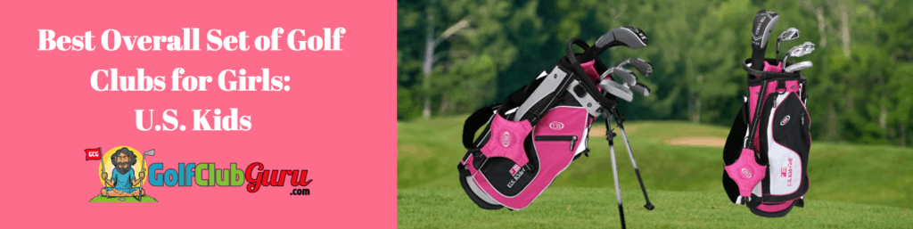 best overall golf clubs girls