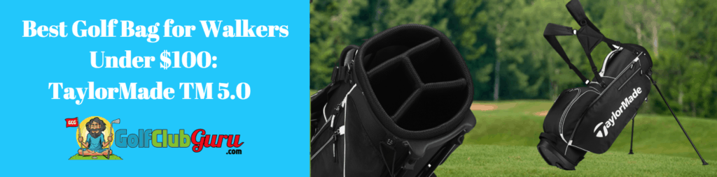 best golf stand bag under $100