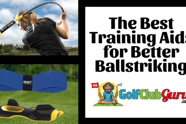 training aids for ball striking irons driver
