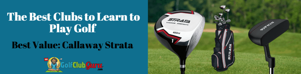 callaway strata in depth review complete set golf clubs