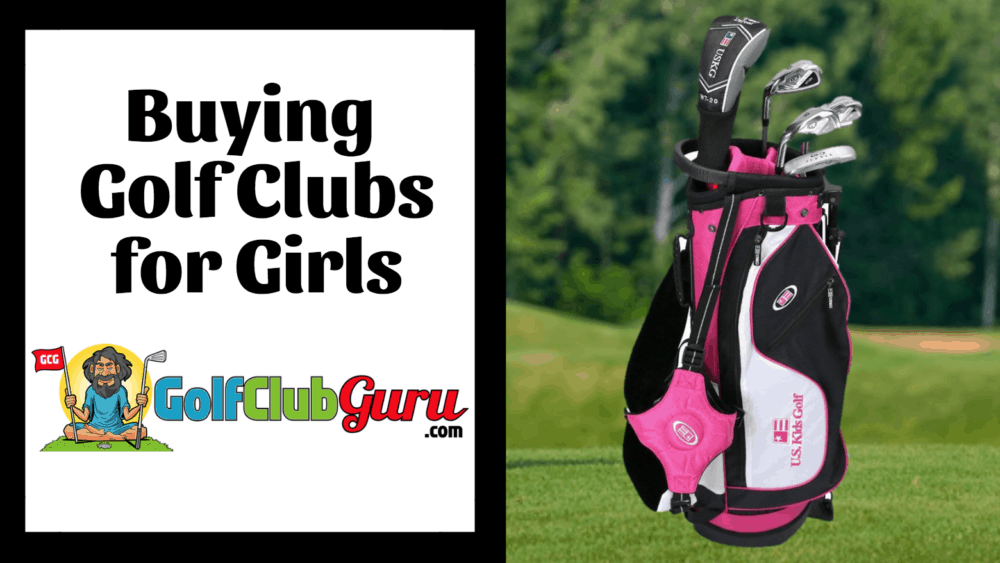 girls golf club sets