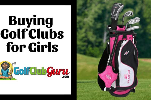 girls golf club sets