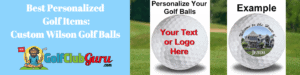 cheap personalized golf gifts balls