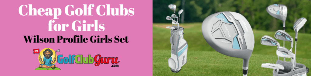 cheap junior golf clubs