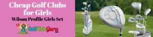 cheap junior golf clubs