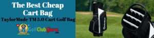 the lightest cart bag under 100 cheap