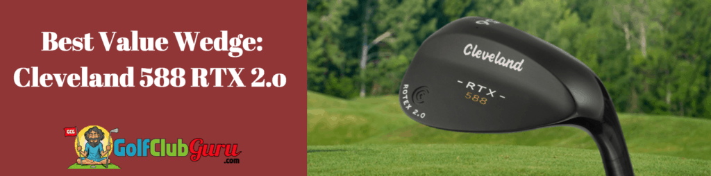 cleveland wedge set rtx 588