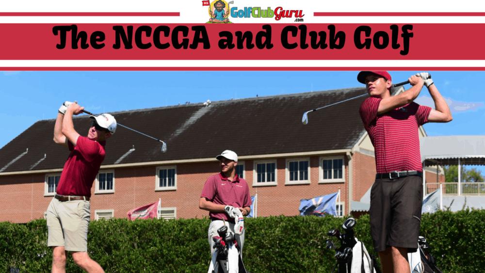 nccga club golf college