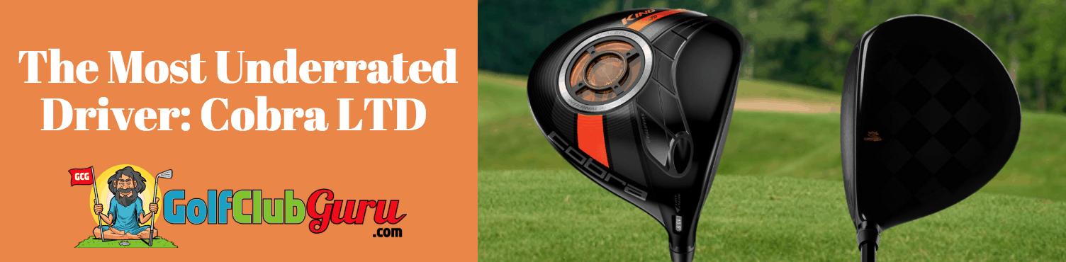 Cobra King Ltd Golf Club Guru