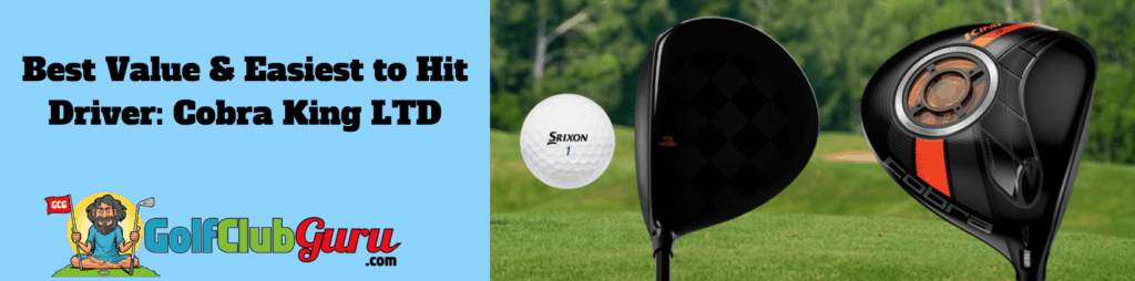 easy to hit driver value golf