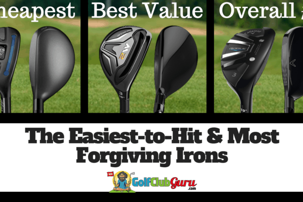 easiest most forgiving hybrids to hit