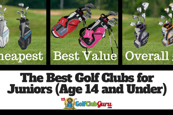 the best golf club sets for juniors