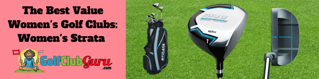 golf clubs value budget womens ladies