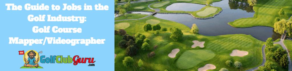aerial golf shot birds eye view drone photo pics