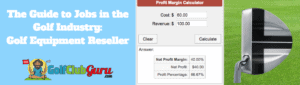 buy resell sell golf equipment profit flip