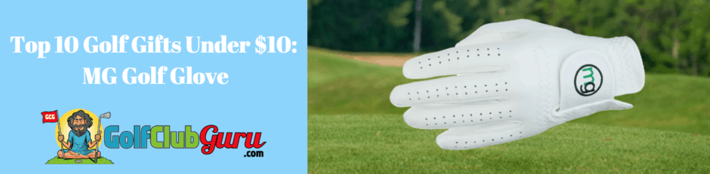 golf glove MG review under 10
