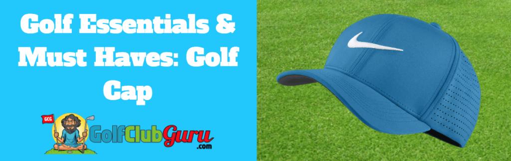 golf cap nike