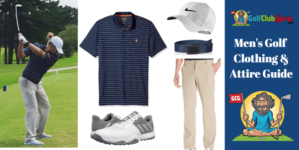 golf pants attire clothing outfits