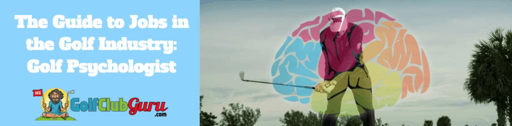 golf mental game psychologist coach mindset salary