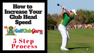 how to increase club head clubhead speed