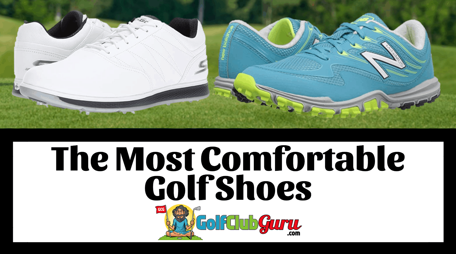 The Most Comfortable Golf Shoes (Men