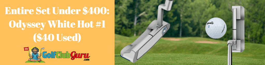 odyssey putter under 100 50 best
