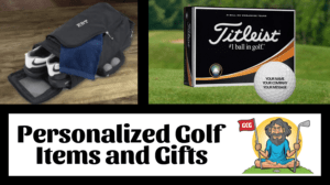 personalized golf equipment balls items gifts custom