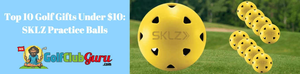 practice golf balls durable